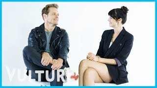 Download Song How Well Do Outlander's Caitriona Balfe and Sam Heughan Know Each Other? Free StafaMp3
