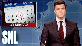 Weekend Update: Ash Wednesday - SNL