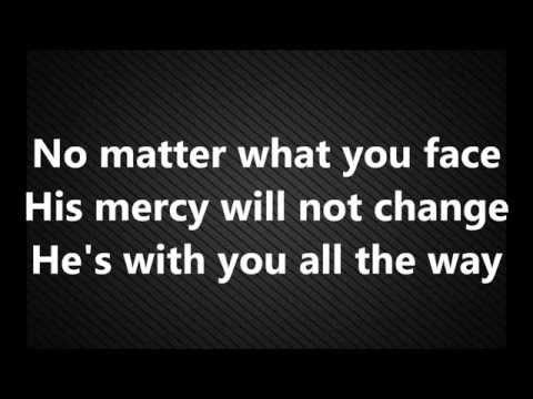 MercyMe - Finish What He Started Lyrics
