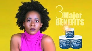 Blue Magic Hair Conditioner:  3 Major Benefits (MUST WATCH)