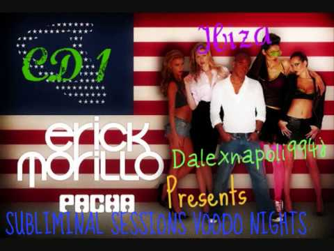 01 Erick Morillo - Night a the black (Present Subliminal Sessions Voodo Nights Ibiza 2010) CD 1