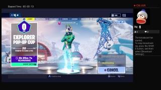 Fortnite gameplay      goal 1ksubcibers