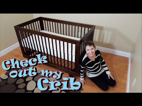 Babyletto Hudson 3 in 1 Baby Crib Assembly & Review