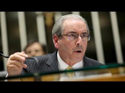Brezilya Yüksek Mahkemesi Meclis başkanı hakkındaki suçlamaları kabul etti