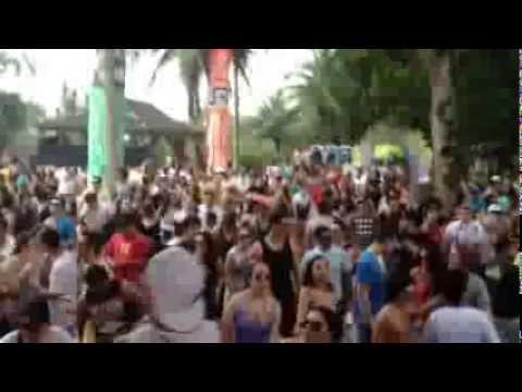 PRAGMATIX @ Sun Dreams 2013 (Manaus, Brasil)