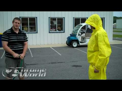 Frogg Toggs  Rain Suit - Chrome World