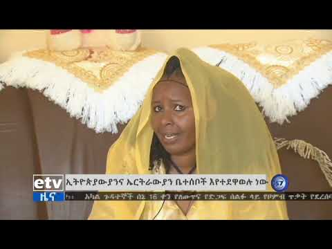 Ethiopian Woman Who Meet Her Husband After 20 Years Ethiopian with Ertraia