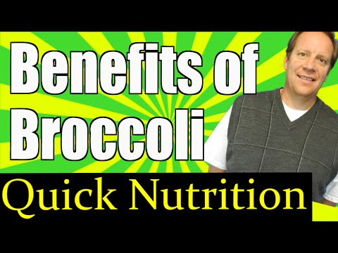 12 Benefits of Broccoli -- You'll Want to Eat Broccoli Even if You Hate It