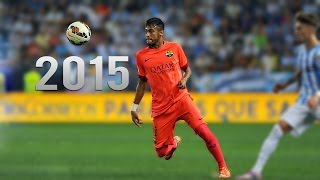 Neymar Jr - Best Skills & Goals 2014/2015 HD
