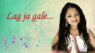 NEPALI GIRL SINGING.  Lag ja gale