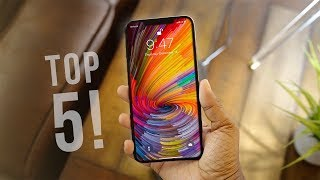 Top 5 Must Have iPhone Apps - December 2018!