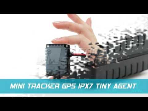 TS9831 Mini Tracker GPS IPX7 Tiny Agent