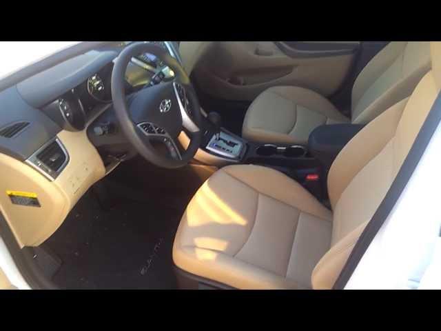 New Elantra Sedan Interior Walkaround Quality and Features