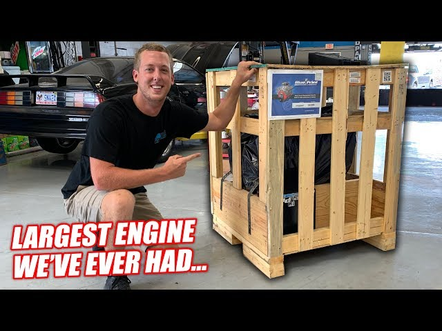 Toast's Engine is HERE... Biggest BIG BLOCK We Could Find! **FREEDOM OVERLOAD** thumbnail