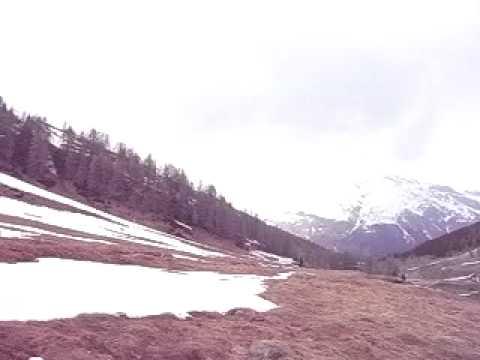 Valle spluga, svizzera