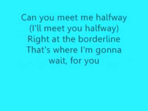 Black Eyed Peas - Meet Me Halfway (Lyrics on screen)