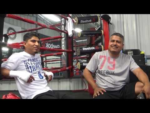funny story on don king and the klitschko brothers - mikey garcia EsNews Boxing