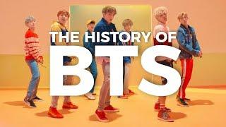 Download Lagu THE HISTORY OF BTS (2013-2017) Gratis STAFABAND