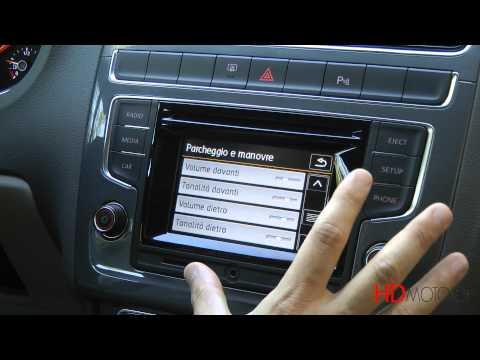 Nuova Volkswagen Polo: Il focus sull'infotainment di HDmotori.it