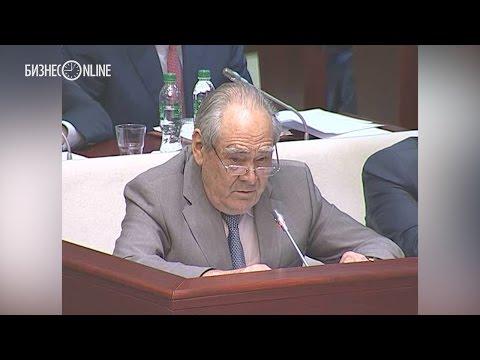 """Минтимер Шаймиев выступил с критикой """"закона Яровой"""""""