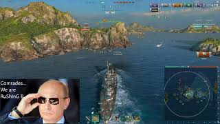 World Of Warships Funny #2