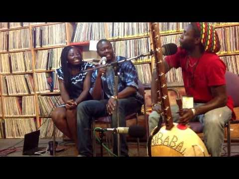 Diali Cissokho & Kaira Ba Band Interview on Pan Africa Radio Show