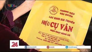 """Đi tìm lạc rang húng lìu """"cụ Vân"""" xịn trên phố Bà Triệu, Hà Nội - Tin Tức VTV24"""