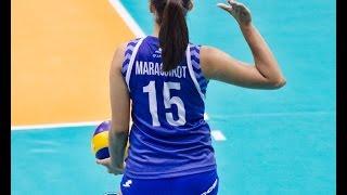 Jhoana Maraguinot Highlights