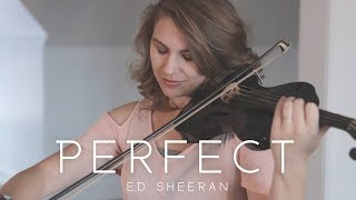 Download Lagu Perfect Ed Sheeran Violin Cover  - Taylor Davis Gratis STAFABAND
