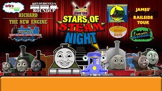 STARS OF STEAM NIGHT PART 1 | MIlanToon PrimeTime