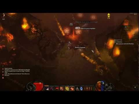 DIABLO 3 - FAST XP AND GOLD - ACTE I - WORTHAM - 120K / 3 MINUTES - ENFER - HELL