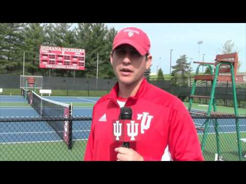 IU Men's Tennis, Wisconsin, Minnesota Preview