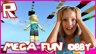 Mega Fun Obby / Insane Obby / Roblox