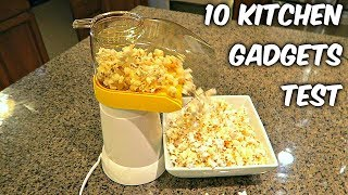 10 Kitchen Gadgets put to the Test - part 15