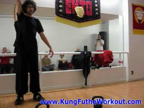 Simple & Effective Kettlebell Training for Wing Tsun Kung Fu Image 1