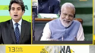 DNA analysis on Mulayam's statement on Modi