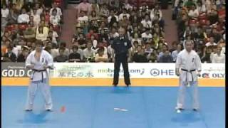 The 3rd World Open Weight Tournament 2005 2/4