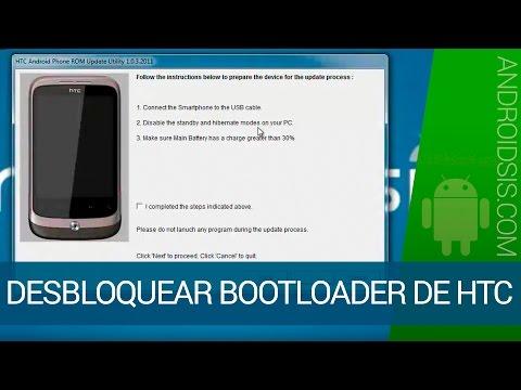 Cómo desbloquear el bootloader de terminales HTC usando HTCdev