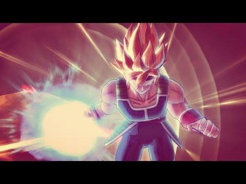 Dragon Ball Z: Battle of Z Super Saiyan Bardock Gameplay