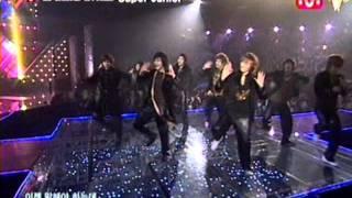 Watch Super Junior Tic Toc video