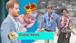 "Harry demanded Meghan Markle SAY the ""truth"" about the royal child, is his child not?"