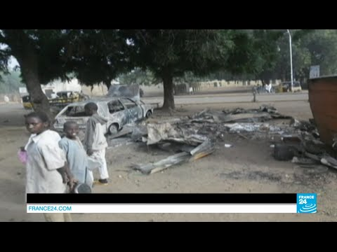 BOKO HARAM - Unprecedented massacre in Nigeria: