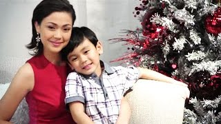 Behind The Scenes With Jodi Sta Maria Our December 2012 Cover Mom