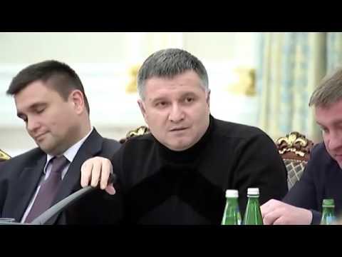 Полное видео Аваков против Саакашвили новости 17.12.15 Аваков кинул стакан с водой