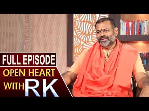 Sree Peetam Peetadipathi Swami Paripoornananda | Open Heart with RK | Full Episode | ABN Telugu