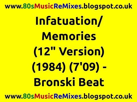 Jimmy Somerville - Infatuation / Memories
