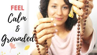 Prop exercise to feel calm & grounded every day☀️| Naturally Radiant Life 