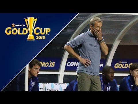Gold Cup: Jurgen Klinsmann reflects on shocking Gold Cup elimination