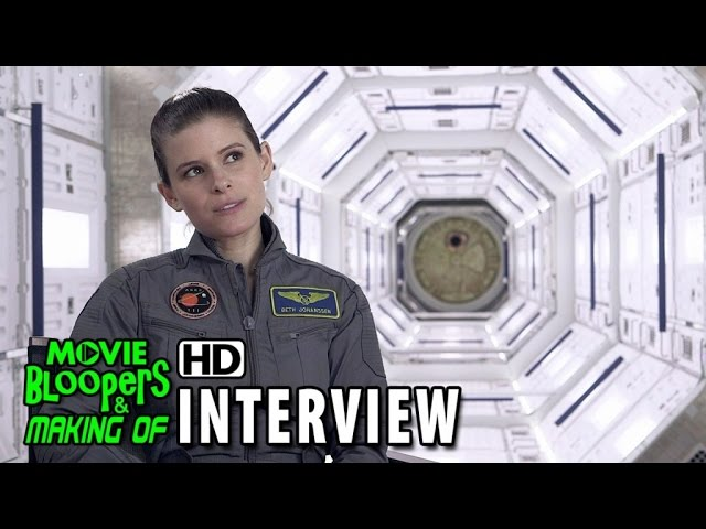 The Martian (2015) Behind the Scenes Movie Interview - Kate Mara is 'Beth Johanssen'