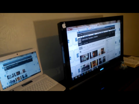 Como conectar mi PC y Laptop a la television
